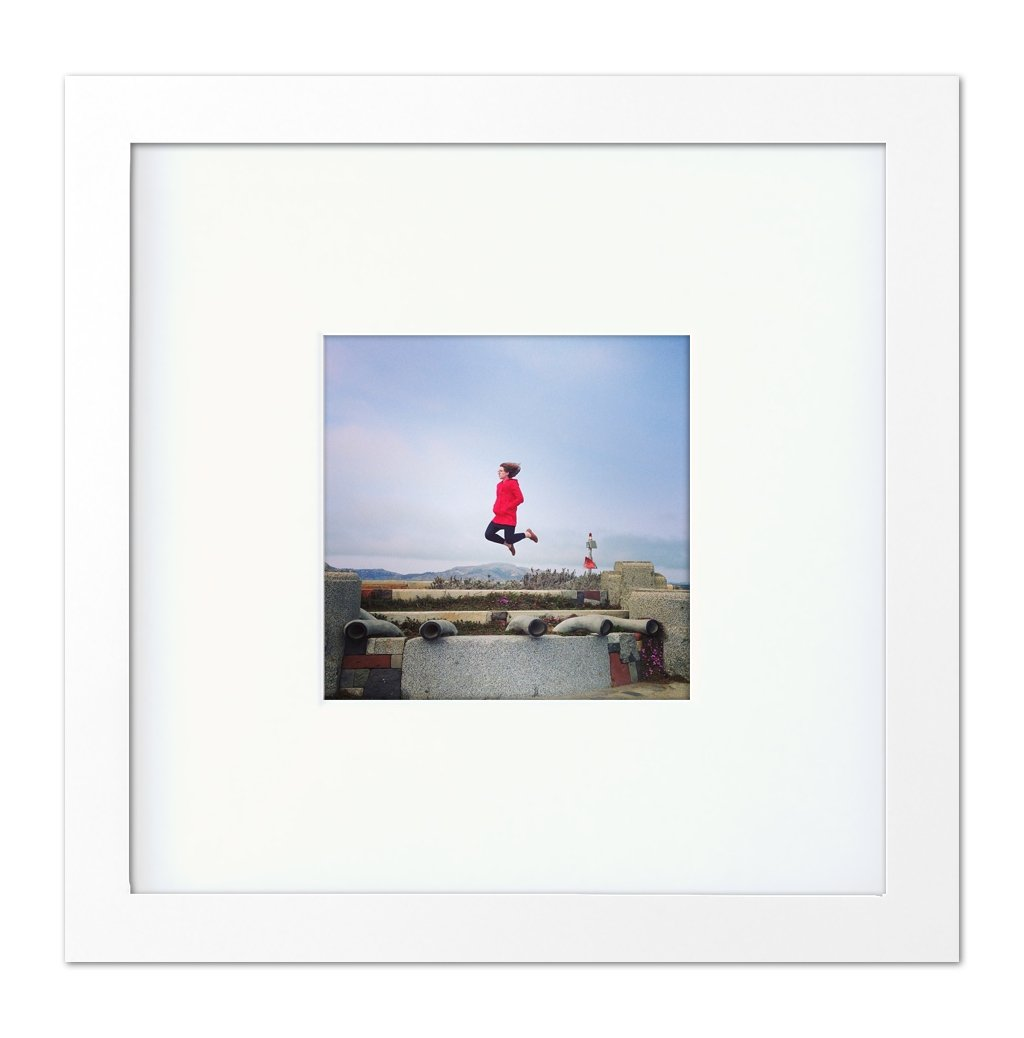 Amazon.com - Tiny Mighty Frames - Wood, Square, Instagram, Photo ...