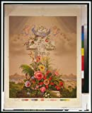 Photo: Faith,Hope & Charity,Angels,Cross,Christianity,Cherubs,c1875,F. Gleason