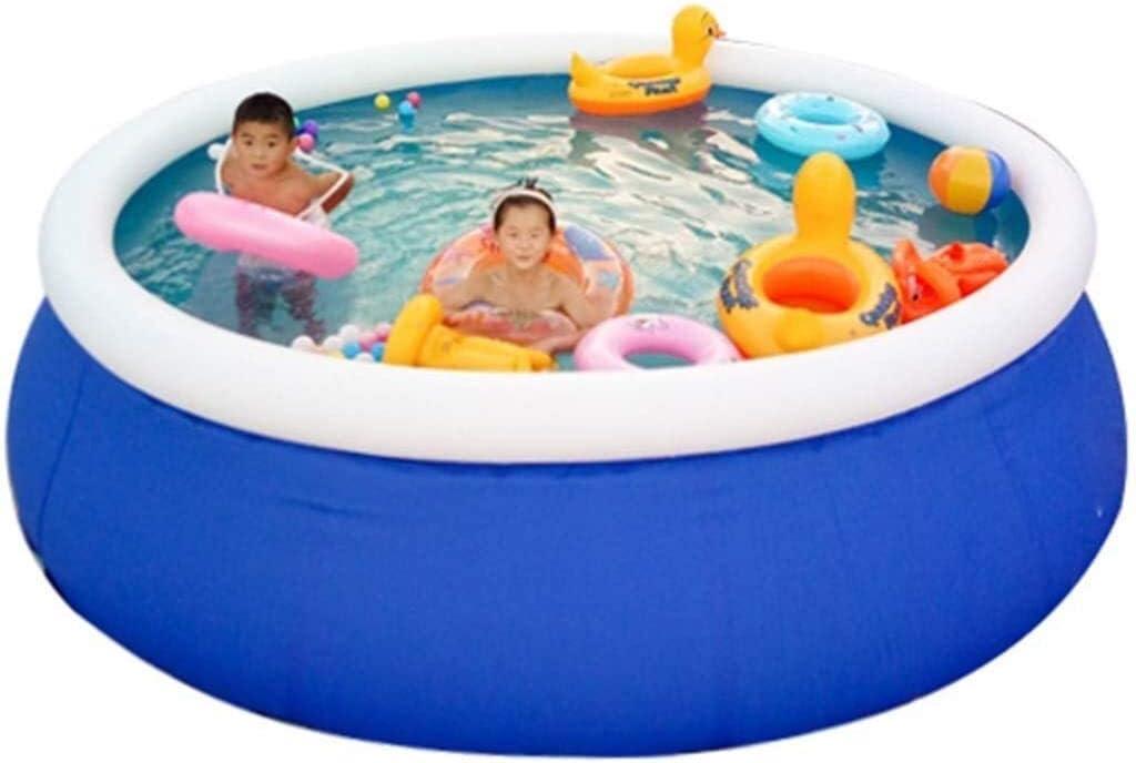 Geng Piscinas hinchables Piscinas inflables for niños y Adultos, Gruesos Resistente al Desgaste Swim Center no es Necesario Instalar Familia Lounge Pool: Amazon.es: Hogar
