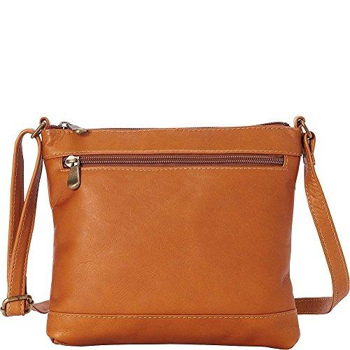 Savanna Leather Crossbody Tan Donne Le 0TqFW6v