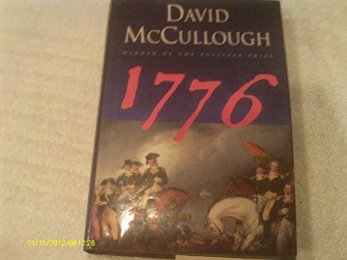 By David McCullough - 1776 (4/24/05)