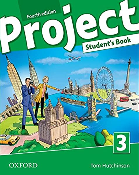 Project 3. Student's Book 4th Edition