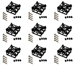 HobbyFlip 9 x Quantity of Walkera QR Ladybird Main Frame Body RC Quadcopter Part