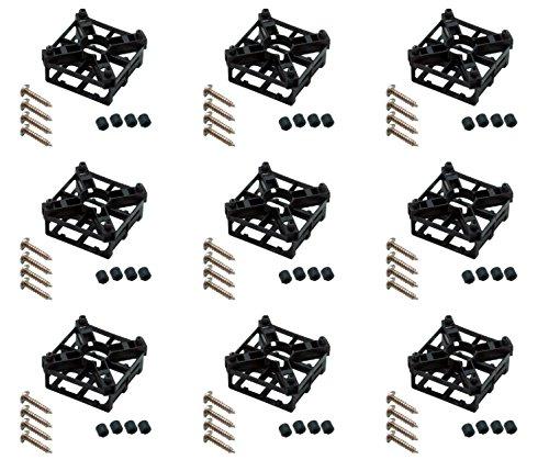 HobbyFlip 9 x Quantity of Walkera QR Ladybird Main Frame Body RC Quadcopter Part by HobbyFlip
