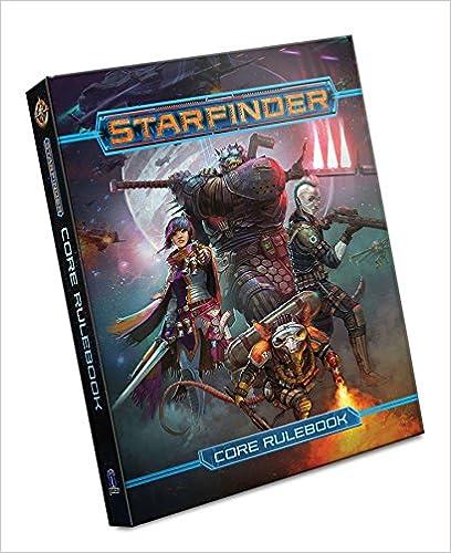 ``TOP`` Starfinder Roleplaying Game: Starfinder Core Rulebook. Steel cattle gracias giorno Block Uforia genomic