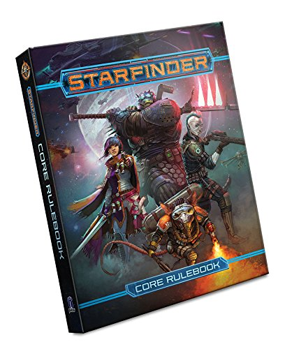 Starfinder Roleplaying Game: Starfinder Core Rulebook PDF