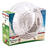 Super Pet 7-Inch Run-About Ball, Clear