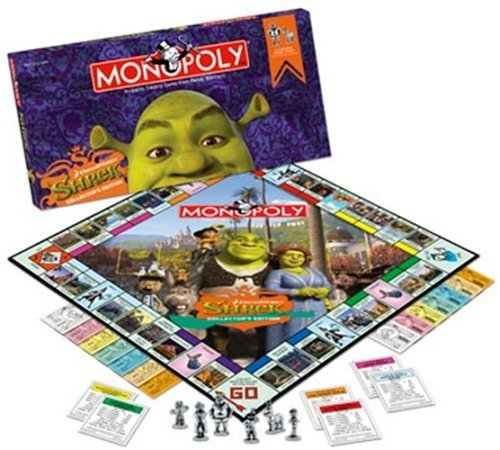 Monopoly - Shrek Collector's Edition