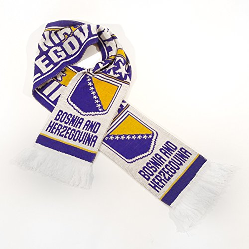 - Bosnia National Soccer Team | Premium Soccer Fan Scarf | Ships from USA