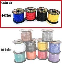 14 Gauge 4 Color Pack in 100 ft Roll (40...