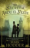 The Secret of Abdu el Yezdi by Mark Hodder front cover