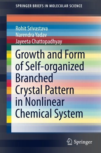 Growth and Form of Self-organized Branched Crystal Pattern in Nonlinear Chemical System (SpringerBriefs in Molecular Sci