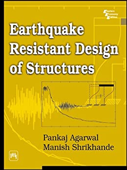 Earthquake Resistant Design Of Structures By Pankaj Agarwal Pdf