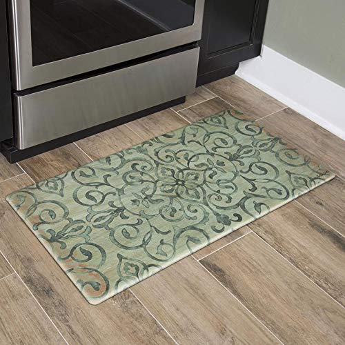 (Home Dynamix Nicole Miller Cook N Comfort Kitchen Mat, 20