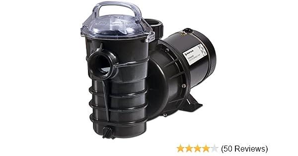 Pentair Dynamo 1hp 1 HP Above Ground Pool Pump w// Cord DYNII-NI-1 340197