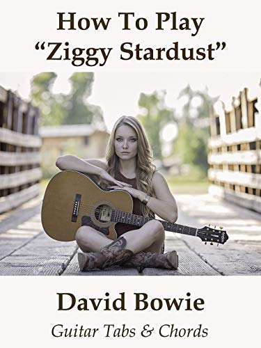 How To Play Ziggy Stardust By David Bowie - Guitar Tabs & Chords