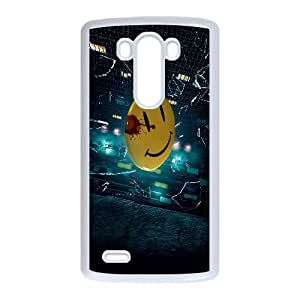 Watchmen Movie LG G3 Cell Phone Case White TPU Phone Case SV_048675