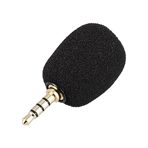 EY-620A Cellphone Smartphone Portable Mini Omni-Directional Mic Microphone for Recorder for iPad Apple iPhone5 6s 6 Plus