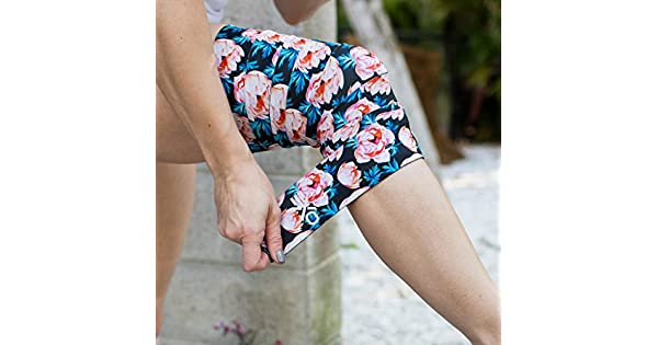 Amazon.com: EXO rodilla Wraps: Sports & Outdoors