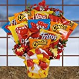 Chips Addiction Chip Lovers Snack Gift Basket