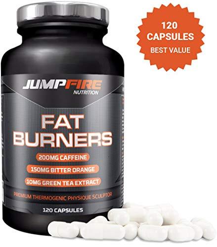 Jumpfire Nutrition T5 Fat Burner and Diet Pills - Weight Loss Pills That...