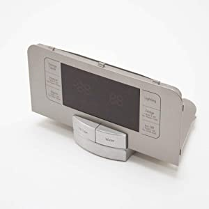 Samsung DA97-11119L Refrigerator Dispenser Control Panel Assembly Genuine Original Equipment Manufacturer (OEM) Part