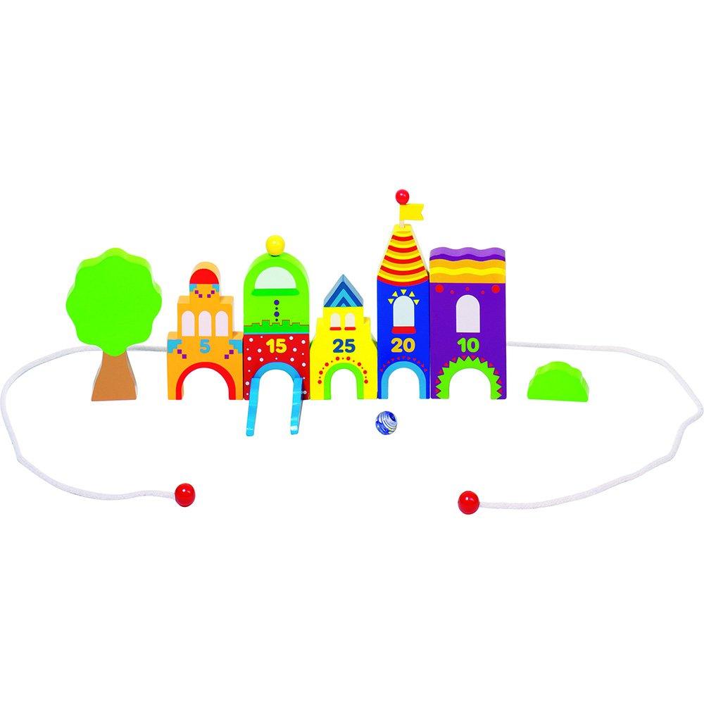 Goki 56862 - Murmelspiel Die Murmelstadt