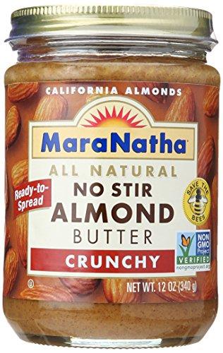 Crunchy Almond Butter - 5