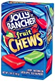 Jolly Rancher Fruit Chews (Cherry, Watermelon, Blue Raspberry & Green Apple), 2.06-Ounce Boxes (Pack of 24) Review