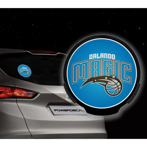 NBA Rico Orlando Magic Power Decal by Football Fanatics