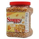 Cheap Snappy Popcorn, Yellow, 4 Pound (Pack of 6)