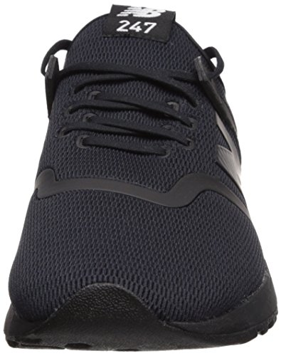 Nye Balance Mænds 247d1 Sneaker Sort / Sort qorLCAX