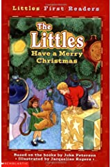 The Littles Have a Merry Christmas (Little First Readers) Paperback