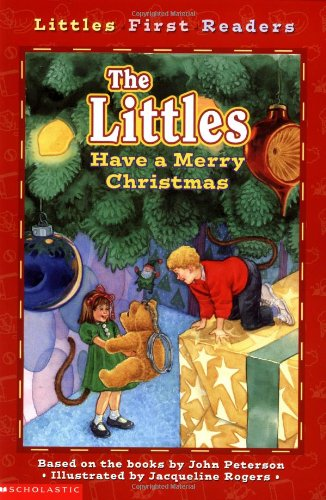 The Littles Have a Merry Christmas (Little First Readers)