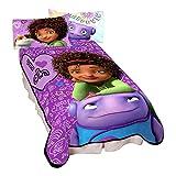 Dreamworks Home I Love Oh Micro Raschel Blanket, 62'' x 90''