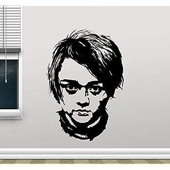 www.19zzz.com/_Amazon.com: Arya Stark Wall Decal Game Of Thrones Vinyl Sticker Fantasy Movie Wall Art ...
