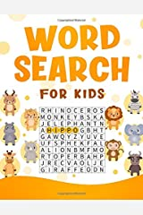Word Search for Kids: 100 Challenging Puzzles - Great for Improving Vocabulary, Focus and Persistence Paperback