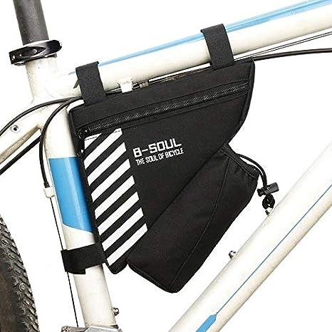 KANEED Bsoul Bolsas de Bicicleta con Botella de Agua Triángulo ...