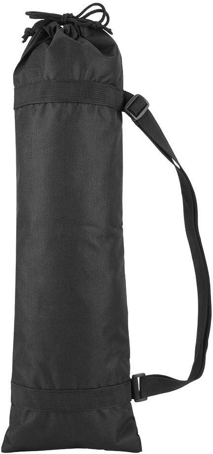 Bewinner Camera Tripod Bag Black Portable Folding Outdoor Oxford Padded Tripod Bag Strap Camera Tripod Photography Carry Bag for Camera Tripod, Monopod, Microphone Tripod(55cm)