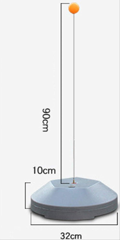 wuxu713 Tablas Tenis Rebound Entrenador Paddle Pingpong Equipo De Entrenamiento Rebound Shaft Backbound Machine Fh99