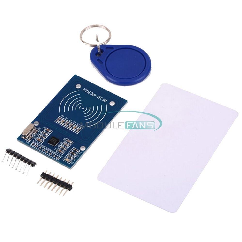 Generic Rc522 Unit 13 56 Mhz Rfid Rc522 Proximity Modul Reader