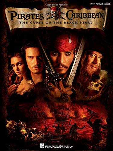 Pirates of the Caribbean - The Curse of the Black Pearl: Easy Piano Solo]()