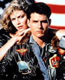 Tom Cruise & Kelly McGillis in Top Gun Signed Autographed 8 X 10 Reprint Photo - Mint Condition