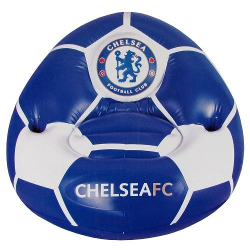 Football Gifts - Chelsea Fc Men's Inflatable Chair by Football Gifts - Chelsea FC