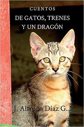 De gatos, trenes y un dragon: Cuentos: Amazon.es: J Alfredo Diaz G: Libros