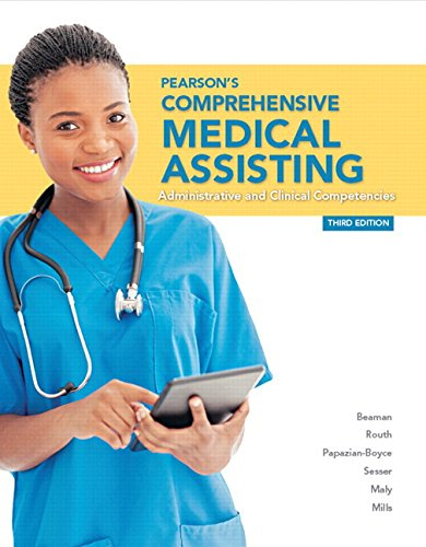 Pearson's Comprehensive Medical Assisting Plus MyLab Health Professions with Pearson etext-Access Card Package (3rd Edition) (MyHealthProfessionsLab Series)