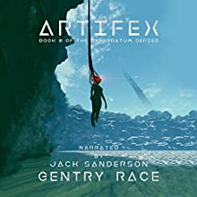 ARTIFEX: Cyberratum Series Audiobook by Gentry Race Narrated by Jack Sanderson