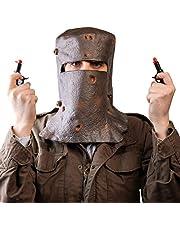 Madheadz Ned Kelly Helmet Party Mask