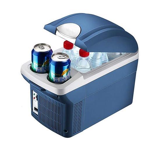 Nevera portátil Personal Mini refrigerador Compacto Se refresca y ...