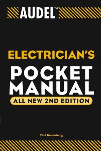 Audel Electrician's Pocket Manual (Audel Technical Trades Series Book 2) - Motor Hazardous Location